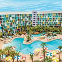 Family Suites at Universal's Cabana Bay Beach Resort