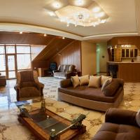 Lilia Apartments on Mashtots Street