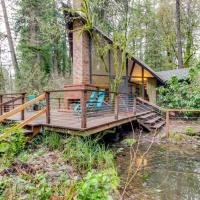 McKenzie River Cabin