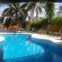 Beach house Melaque