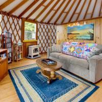 Yurt on the Bay