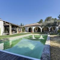 Contemporary Provencal Country House