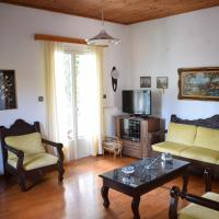 Vacation Home  Apartment with Sea View in Votsi