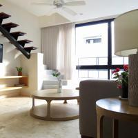 Penthouse en Anah Suites a pasos de la 5 Av.