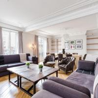 Private Apartment - Champs Elysées - Alma