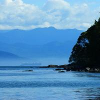 Tideline: Brand New 2 Bedroom Ocean Front Suite in Sooke BC