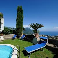 Scala apt Bellavista with pool