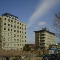 Hotel Route-Inn Shin-Shirakawa Eki Higashi