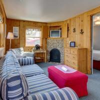 Hidden Villa Cottage #1 - The Nautical Cottage