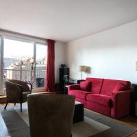 Appartement en plein Bercy