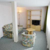Apartment Wohnung Blau.2
