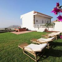 Villa Albe, jacuzzi con vistas al mar
