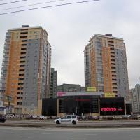 Apartment on Yamasheva