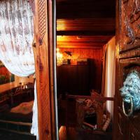 Antique Celtik House Natural