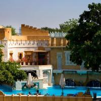 The Ajit Bhawan Palace