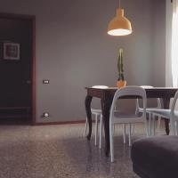 Sunny family apartment in villa.