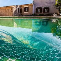 Luxury chalet Raco with private pool and garden