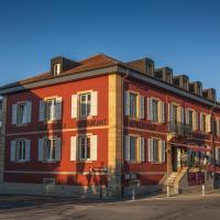 Hôtel de Ville Yvonand