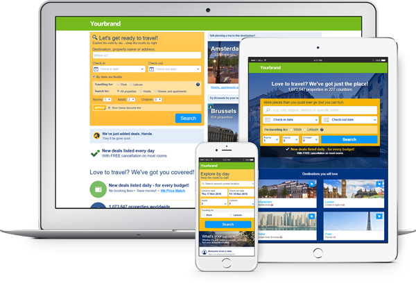 Hotel affiliate program by earn money on for Site anglais reservation hotel