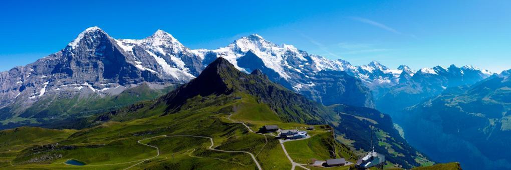 Encuentra el mejor lugar para observar estrellas en Grindelwald
