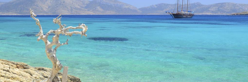 Encuentra el mejor lugar para la pesca en Donoussa