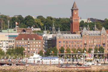 Helsinborgas: Nuomotą automobilį galima atsiimti 2 vietose