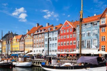Kopenhaga: Nuomotą automobilį galima atsiimti 7 vietose