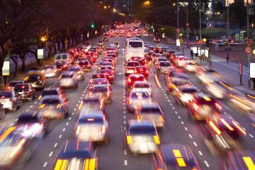 La Plata: Pronájem aut v 3 lokalitách