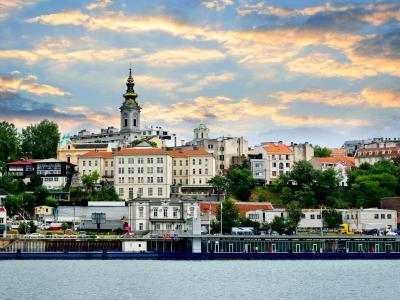 Belgrad otelleri, Sırbistan