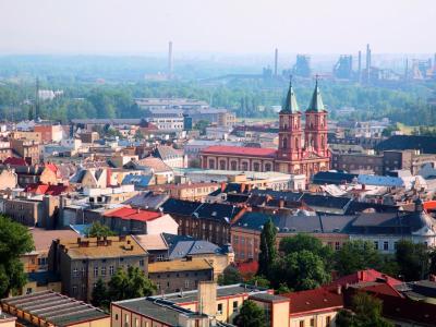 Hotely Ostrava, Česká republika