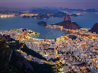 Hotel di Rio de Janeiro, Brasil