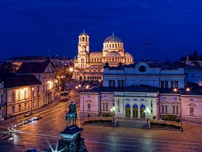 Хотели в София, България