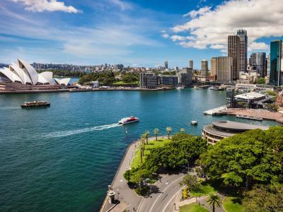 Hótel: Sydney, Ástralía