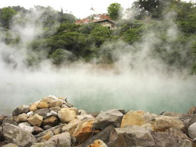 位於礁溪鄉的飯店, 臺灣