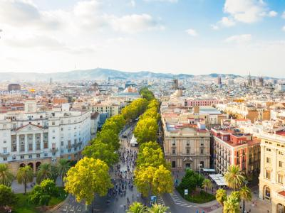 Hotels in Barcelona, Spanje
