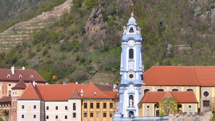 Encuentra el mejor lugar para visitar el centro histórico en Dürnstein