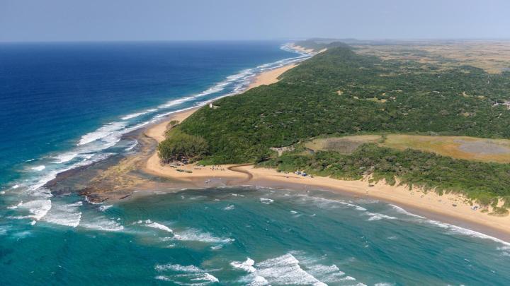 Encuentra el mejor lugar para bucear en arrecifes en Sodwana Bay