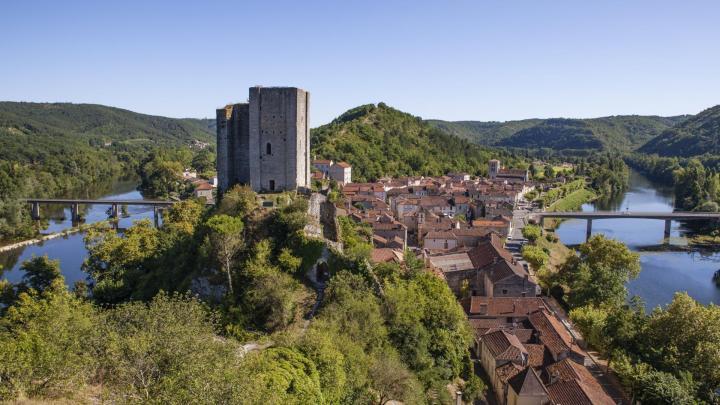 Encuentra el mejor lugar para los viñedos en Luzech