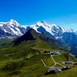 Grindelwald 24 hotels with a jacuzzi