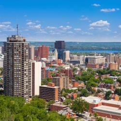 Hamilton 50 hotels