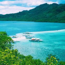 Isla Apulit 1 hotel