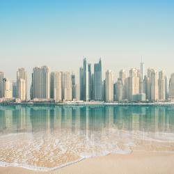 Dubaj 3486 hotelov