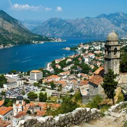 Kotor 1254 hotelov