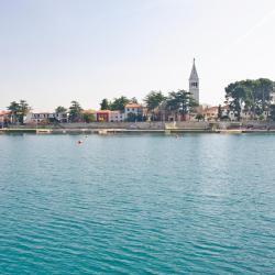 Novigrad (Istra) 800 hotelov