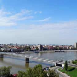 Nový Sad 1321 hotelov