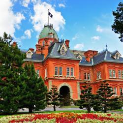 Sapporo 16 hostels