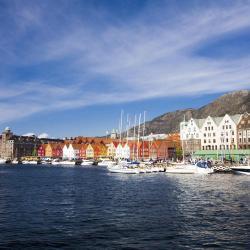 Bergen 6 gjestgiverier