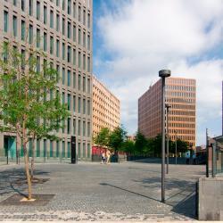Оспиталет-де-Льобрегат 151 отель