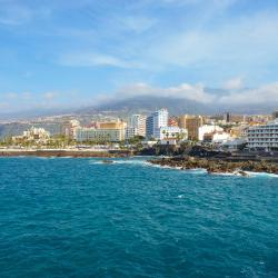 Puerto de la Cruz 115 beach hotels