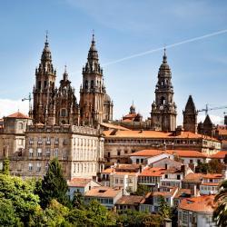 Santiago de Compostela 484 hotéis